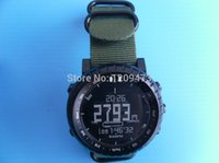 Wholesale NEW Suunto Core Watch Band Green MM Tactical Nylon Strap Fits With Lugs Adapters
