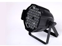 Wholesale 54pcs W LED RGBW Par Light High Bright LED DMX512 Channels LED PAR Light Stage Lighting Party Event Par Light