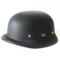 Wholesale Most Crazy Novelty summer Helmet be modelled on World War II Germany army helmet popular motorcycle helmet