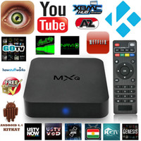 Quad Core best smart tv boxes - Best Quality MXQ TV Box Android Quad Core Smart TV Box Amlogic S805 Quad Core G G HD Airplay Miracast