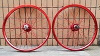 Wholesale Bicycle Parts Bicycle Wheel inch MTB Mountain Bikes Road Bicycles Holes Hubs Disc Brake Wheel Wheelset Clincher Rim