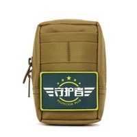 Wholesale Fashion Outdoor Tactical Waist Pack Bag EDC Camping Hiking Pouch Hot Selling