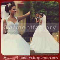 Cheap Arabic Dress Best 2015 Spring Wedding Dresses