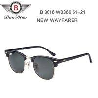 Wholesale 2016 Authentic BanDtun Sunglasses Top Quality Men Women Fashion Sun Glass UV400 Protect Brand Sunglasses Designer Sunglasses free ship