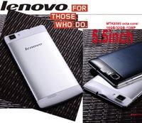 Wholesale Lenovo p660 G RAM MTK6595 Octa Core GHz MP quot dual SIM Android mobile phone