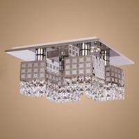 Wholesale 2014 Sale Real Down Innovative Items Ac110v v led crystal chandelier for Home Lighting Led Handing Light