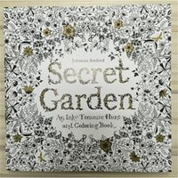 Wholesale 2015 Decompression Artifact Secret Garden An Inky Treasure Hunt and Coloring Book Secret Garden Coloring Book