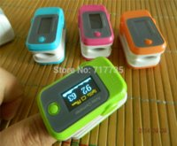 Wholesale Finger Pulse Oximeter Blood Oxygen SpO2 Saturation Fingertip Oximetro Monitor monitor high blood pressure monitor post
