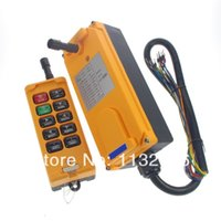 Wholesale 110VAC Motions Speed Hoist Crane Truck Radio Remote Control System
