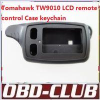 alarm controls tomahawk - 2016 Newest Tomahawk TW9010 LCD remote control Case keychain for Two way car alarm system