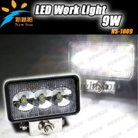 atv trailer kits - 12V V Super bright W LED Work Light Off Road ATV x4 Fishing Boat Tractor Truck trailer flood working light fog headlamp kit