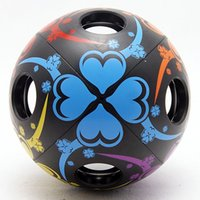 ball plastic store - Speed Demon Cube Store Speed Demon Cube Store QJ Quark Ball Four leaf ball Cube