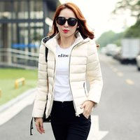 beijing jacket - Winter Coat Rushed Winter Jacket Women Beijing New Womens Ladies Padded Slim Sleeved Casual Jacket And Warm FG1511