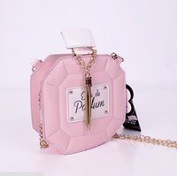 Wholesale Women s Perfume Bottle Bags Banquet And Party Bag Small Sachet Small Mini Day Clutch