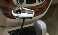 Cheap New RF Remote control Car MP3 Player Bluetooth Sound Kits Stereo Digital FM Modulator A2DP Transmitter Hands-free Audios