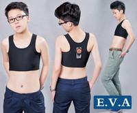 animal binder - High Quality Buckle Vest Hook Binder Absorb Sweat Flat Chest Breast Binder For Tomboy Lesbian Trans Plus Size XL