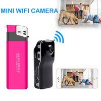 access ip - Wireless IP Camera Mini camcorders cam MD81S WiFi camera Mini DVR Spy Camera Hidden Camcorder Video Record wifi HD Camera Sports Camera