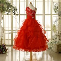 Wholesale The floor of the stock flower children s wear beads length size us