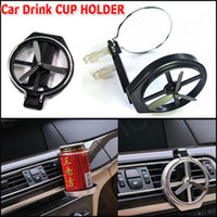 auto van - Universal Folding Air Conditioning Inlet Auto Car Drink Holder Car Beverage Bottle Cup Car Frame for Truck Van Drink