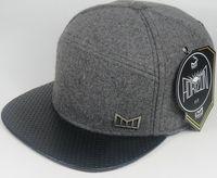 brand baseball cap - 2015 Melin Brand The Affair Strapback Hat Red Men s Suede Leather Luxury Cap snapbacks Baseball adjustable Caps cheap Street Ball Hat Hats