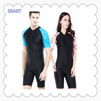 animal wetsuits - New arrival Diving suit Without sleeves half leg Swimsuit Swimwear Men Women Wetsuits Dive Surfing Wetsuit Unti UV