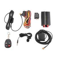 automotive quality control - High quality Auto Vehicle TK103B GPS Tracker Car GSM GPRS Tracking Device with Remote Control rastreador veicular