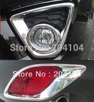 Wholesale Mazda CX CX ABS chromed rear amp front fog lamp fog light cover fog light cover trim