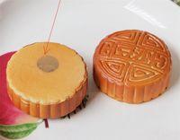 Wholesale rare squishy mooncake bread slow rising refrigerator magnets Fridge magnets