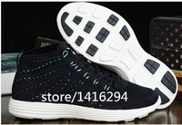 Wholesale 2015 New Super Quality Mens Antn Flyknittest Chukka Running Shoes Mens High Sports Sneaker Shoes size In Stock