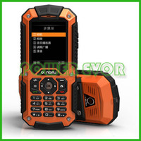 Wholesale LM128 IP67 Waterproof Mobile phone Shockproof Dustproof GSM Big battery Dual sim Russian keyboard
