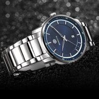coupons - Bonivita top famous watches men luxury brand casual quartz men s watch relogio masculino coupon gifts for men
