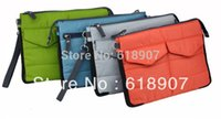 Wholesale new design put ipad computer put many things carrying type digital finishing receive package T0143