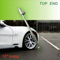 air chuck locking - Tilt Lock quot Long Straight Head quot Dual Foot Chrome Plated Air Chuck Tire Inflating Air Chuck Tyre