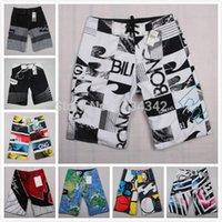 Cheap Wholesale-Men's Shorts Mens Summer Beach Surf Swim Sport Swimwear Men Boardshorts Man gym Board Short Pants 2015 Quick Dry Bermuda