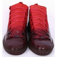 Wholesale new hot balen full leather men s fashion casual shoes with flat size