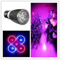 Wholesale Spot Lights MORSEN E26 E27 W SMD LM Purple MR16 Spot Lights AC V