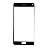 Wholesale LCD Touch Screen Front Glass Lens Panel for Samsung Galaxy Note4 Note3 Note2 Black White Grey