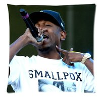 best music cover - Pop music singer Kendrick Lamar home and sofa Best Decorative Pillow Case Standard Size Cushion Cover with zipper Two sides