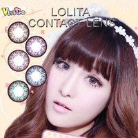 one price - price fresh nature tone color soft contact lens bige eye dolly look