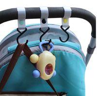 Wholesale High Quality Baby Stroller Pram Hook Pushchair Hanger Slip resistant hook load bearing kg