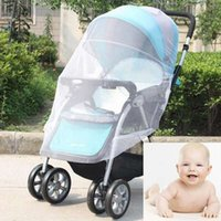 Wholesale 2PCS Baby Summer Safe Mosquito Insect Net Mattress Cradle Bed Netting Canopy Cushion