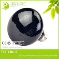 Wholesale New Arrival W W Ultraviolet A UVA Pet heating Night lamp for Turtle chameleon cabrite Health Supplies