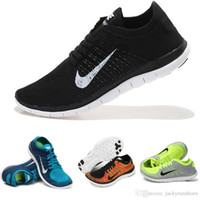 Wholesale Nike shoes free flyknit men sports running shoes sneakers men s Free walking outdoor shoes Tennis Shoes