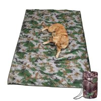Wholesale Cheap Sales Portable Camping Picnic Blanket Folding Waterproof Mats Outdoor Hiking Beach Pads Mats cm MA0115 salebags