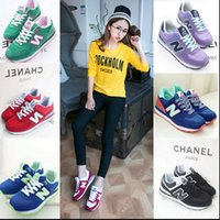 Wholesale Unisex women men s Balance Sport Shoes Sneakers Running Shoes n Couple Shoes Men Women Sneakers running shoes size eur