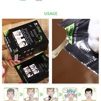 Wholesale 5PCS DEXE Chinese herb natural faster black hair shampoo ml FOR BEAUTY HAIR