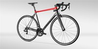 Wholesale 2015 new color carbon road bike complete carbon bicycle black red racing bikes groupset