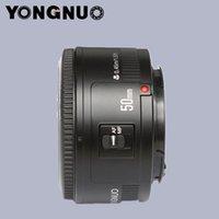 auto aperture - YONGNUO EF YN50mm F1 Lens Large Aperture Auto Focus Lens For Canon EF Mount EOS Camera