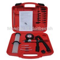 automotive vacuum pump kit - Automotive Car Repair Vacuum Pressure Brake Bleeder Bleeding Pressure Vacuum Hand Pump Tool Set Kit