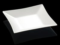 square dinnerware - New Fashion Dinner Plate Melamine Dinnerware Square Plate Chinese Restaurant With Melamine Plate Melamine Products A5 Melamine Tableware